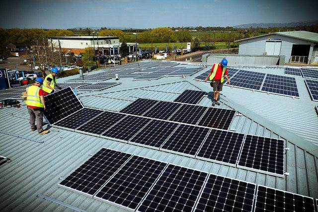 UK solar poised to cruise past 5GW milestone