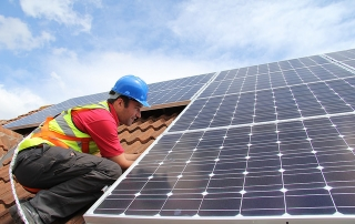 solar PV, solar panels, feed-in tariff, FIT