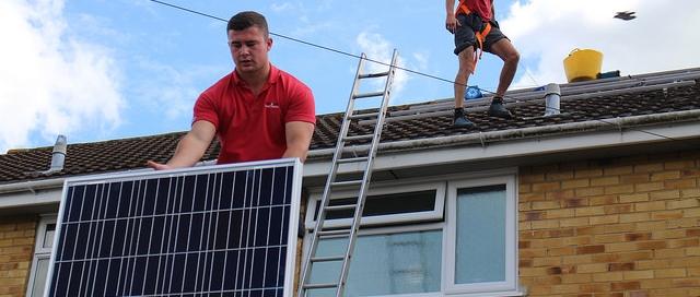 solar panels, solar PV