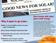 Why it pays to go solar in 2016!