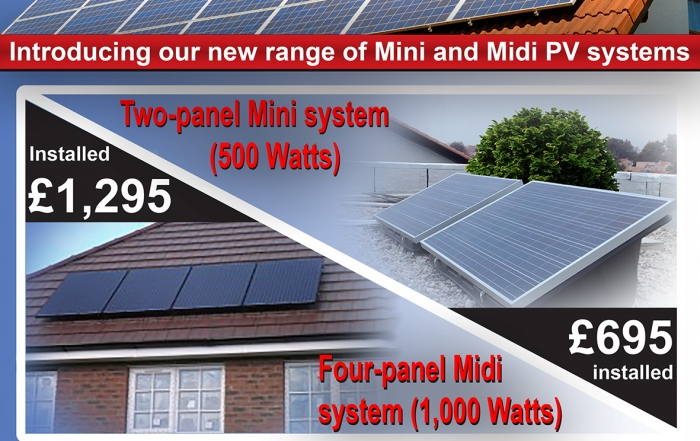 Mini midi systems pic